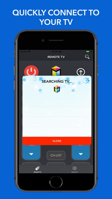 Smart Remote for TV Samsung