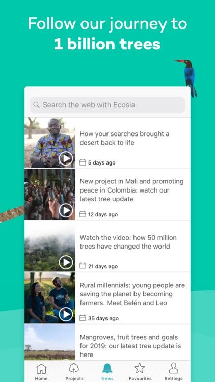 Ecosia screenshot-4