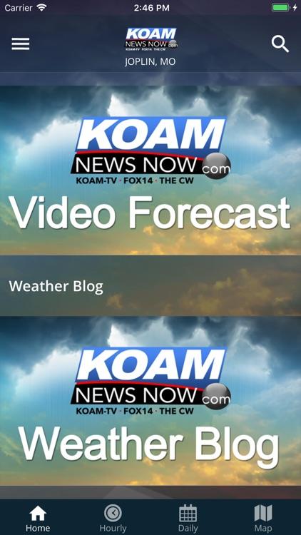 KOAM Sky Watch Weather screenshot-3