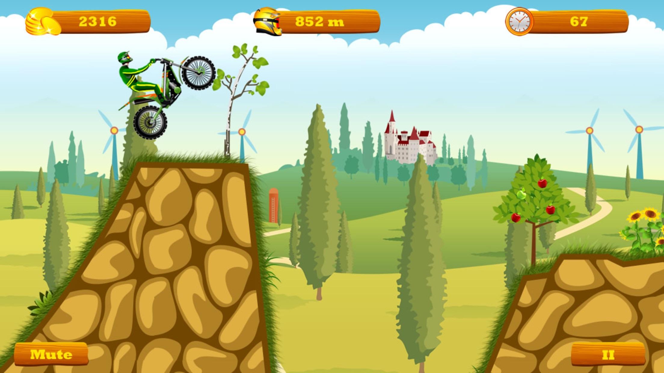 Screenshot do app Moto Hero