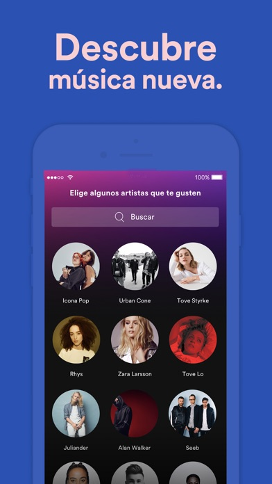 download Spotify: música y podcasts apps 2