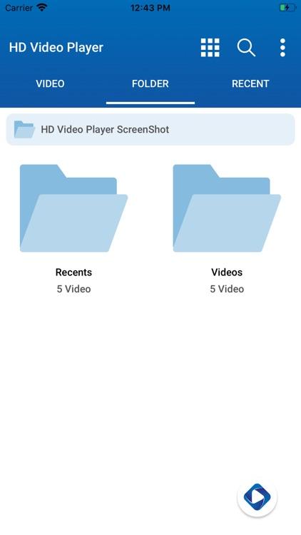 HD Video Player – SX HD Player screenshot-3