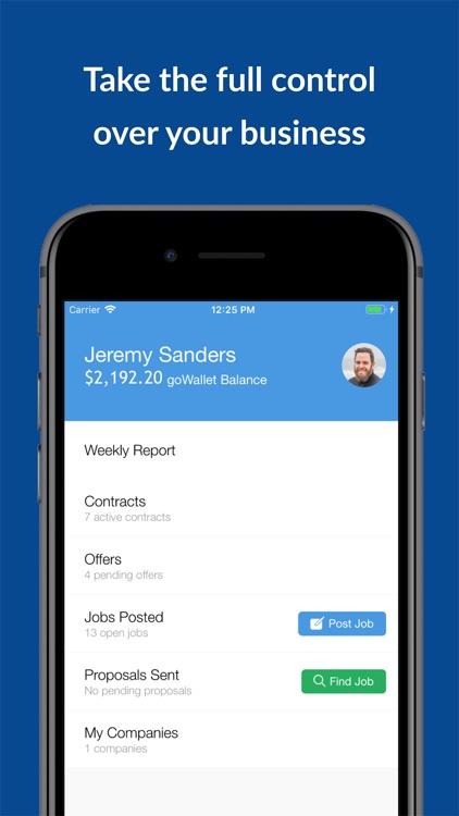 goLance – Work Smarter screenshot-3