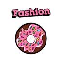 Fashion Donut – GIFs Stickers