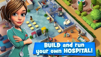 Dream Hospital: Doctor Game app image