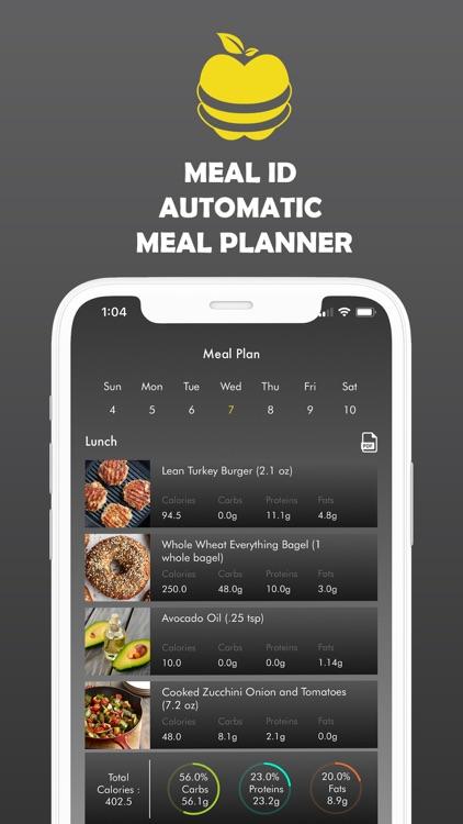 Meal ID - Meal Planner screenshot-0