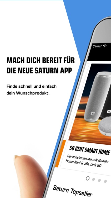 Saturn Deutschland screenshot-0