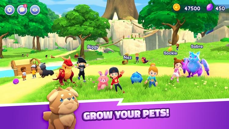 World of Pets - Multiplayer screenshot-0