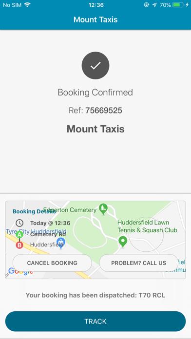 Mount Taxis screenshot four