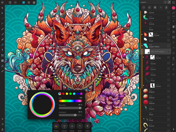 Affinity Designer screenshot-4