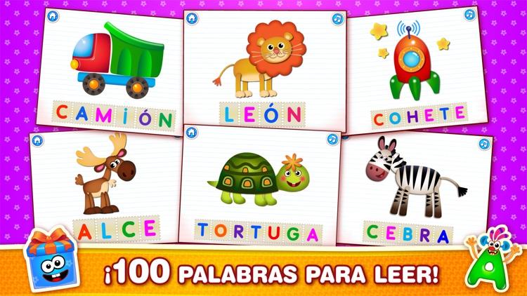ABC Juegos Alfabeto para Niños screenshot-4