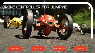 Drone Controller for Jumping screenshot 3