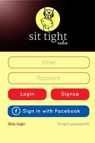 Sit Tight Radio - náhled