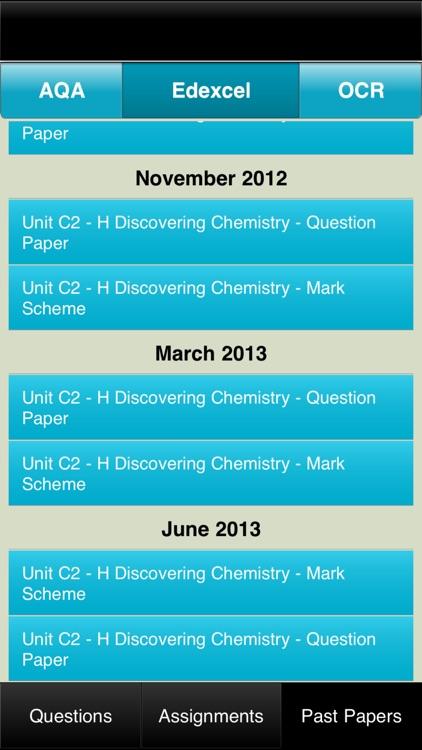 GCSE Chemistry (For Schools) screenshot-4