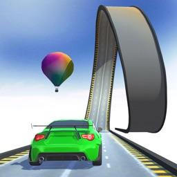 Extreme Ramp Car Stunts 3d