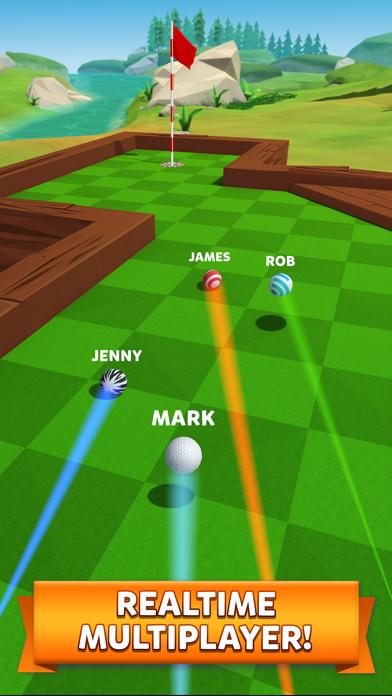 Golf Battle for windows pc