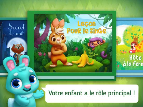 Screenshot #4 pour Petites histoires: lire livres