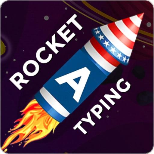 Space Typing:Speed Rocket