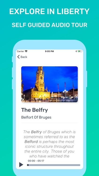 Discover Bruges - Guide & Map screenshot-3