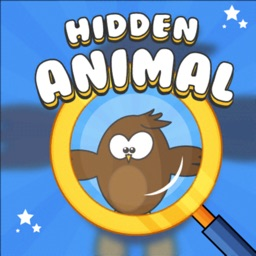 Find Objects - Hidden Animals