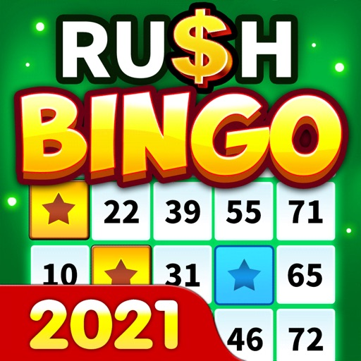Bingo Rush: Win Real Prizes icon