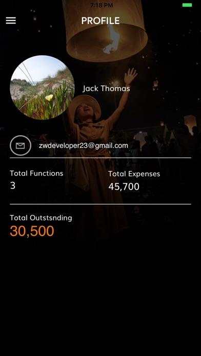 Festival Finance Management screenshot #6