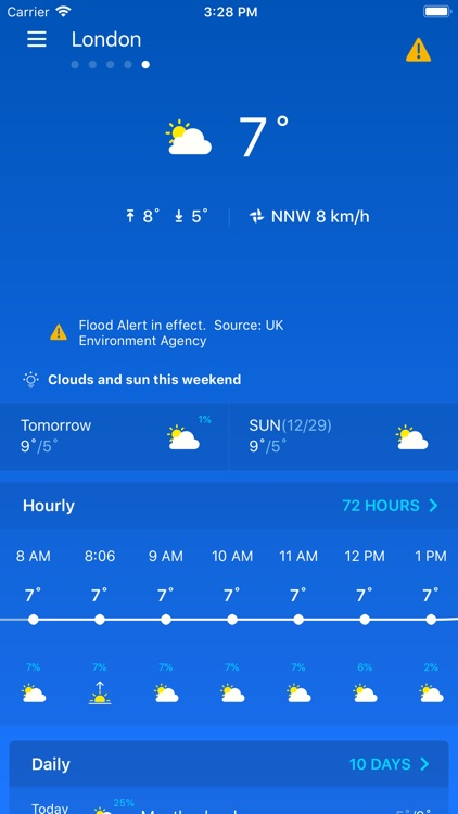 Weather - Accurate Weather App screenshot-5