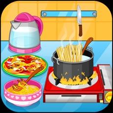 Activities of Cooking Games Baking Lasagna