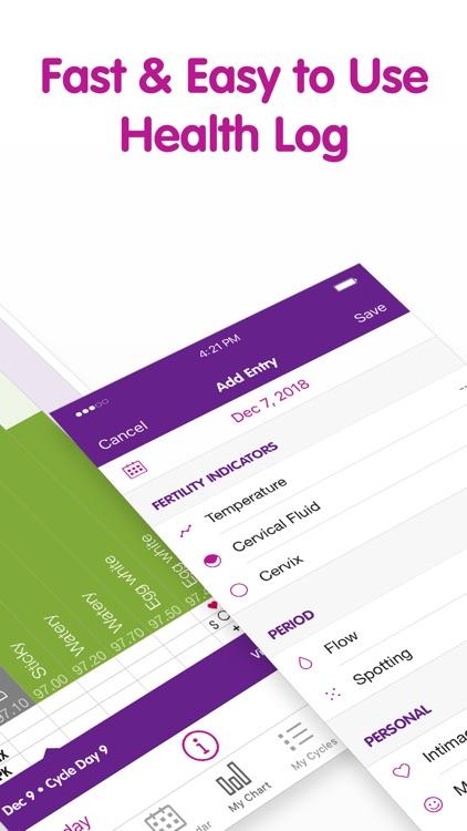 Sprout Fertility Tracker + screenshot-4
