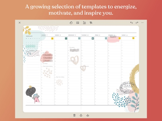 Zinnia Journal & Planner screenshot 10