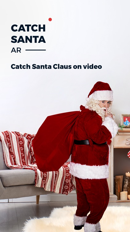Catch Santa AR screenshot-0