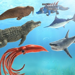 Sea Animal Battle Simulator