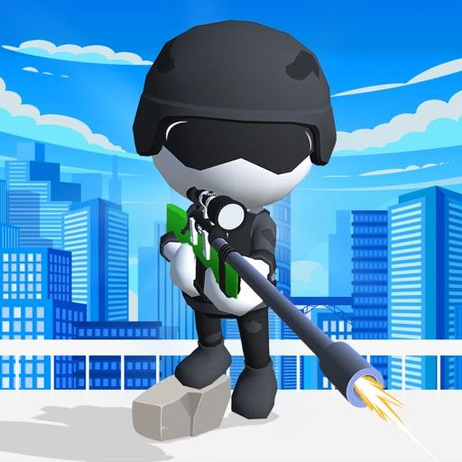 Sniper City Attack!