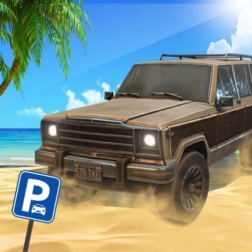 Beach Parking: Coast Guard 3D