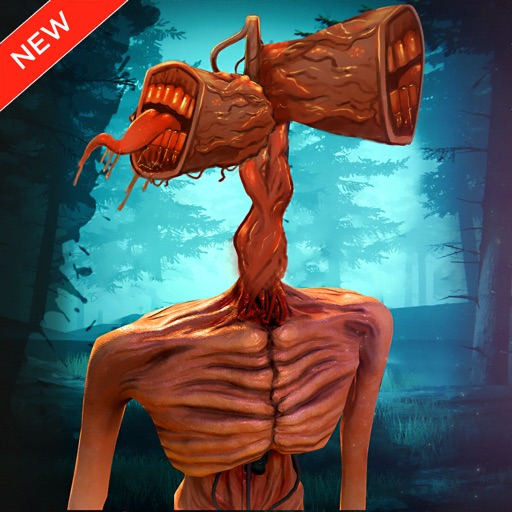 New Siren Head Horror Forests