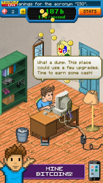 Bitcoin Billionaire screenshot-0