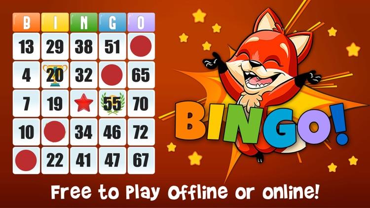 Absolute Bingo! Play Fun Games screenshot-0