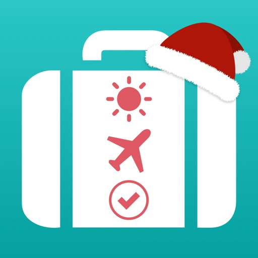 Packr Travel Packing Checklist iOS App