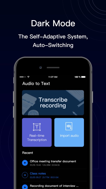 Audio to Text - Voice Recorder screenshot-6