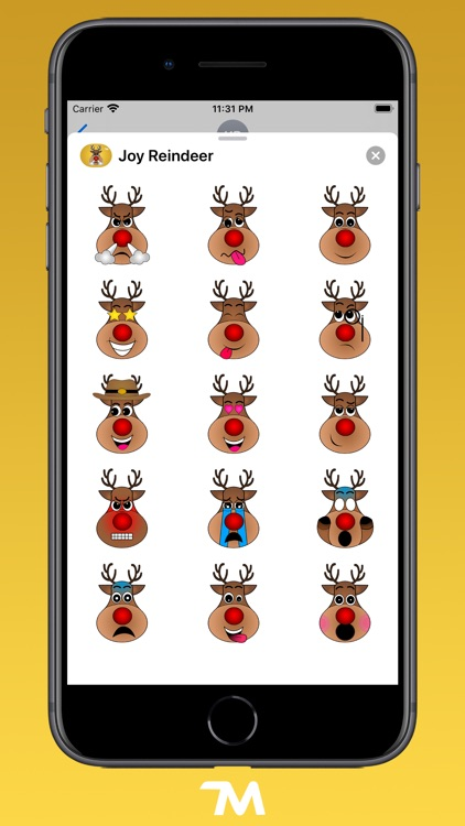 Joy Reindeer screenshot-1