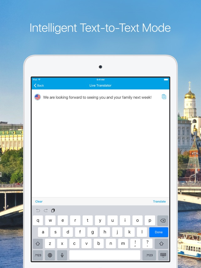Translate Me - Live Translator on the App Store