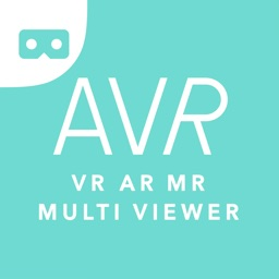 AVR (AR,VR,MRマルチビューアー)
