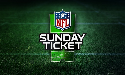 NFL SUNDAY TICKET for Apple TV icon