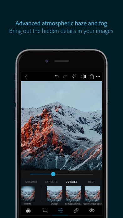 Screenshot for Photoshop Express:Photo Editor in Canada App Store