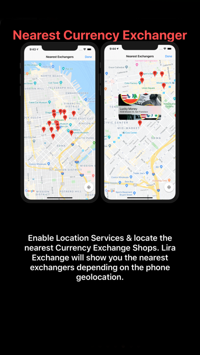 Lira ExchangeScreenshot of 9
