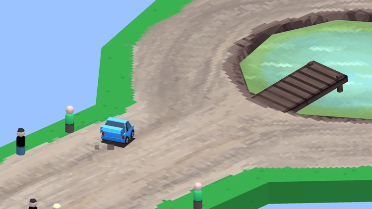 Cubed Rally Racer - GameClub screenshot-0