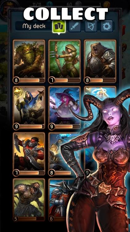 Card Heroes: Fantasy CCG Duel screenshot-0