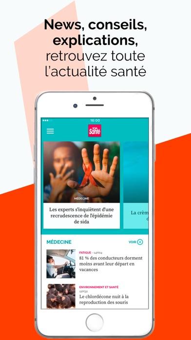 cancel Top Santé : forme et bien-être app subscription image 1