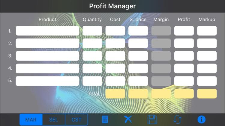 Profit Manager