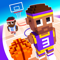 App Icon for Blocky Basketball FreeStyle App in Canada App Store